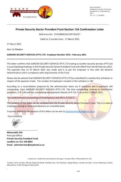 GARDIER SECURITY SERVICES (PTY) LTD_4253_2021-02_Section 13A Confirmation Letter-1